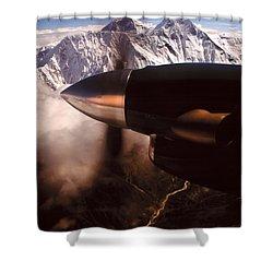 Mt. Everest Shower Curtain