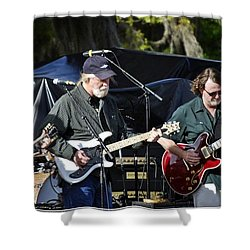 Mule And Widespread Panic - Wanee 2013 1 Shower Curtain