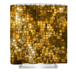 Multitude-05 Shower Curtain by RochVanh