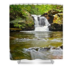 Murray Reynolds Shower Curtain by Frozen in Time Fine Art Photography
