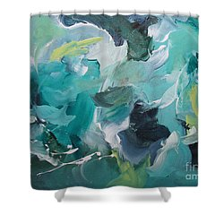 Muse 107 Shower Curtain