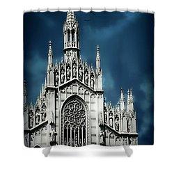 Museo Delle Anime Dei Defunti Shower Curtain