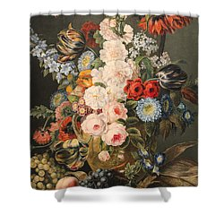 Museum Series 64 Shower Curtain
