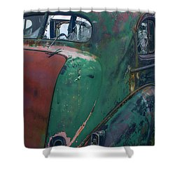 My But  You Have Let  Yourself Go Shower Curtain by Jean Noren