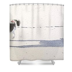 My Dog Shower Curtain