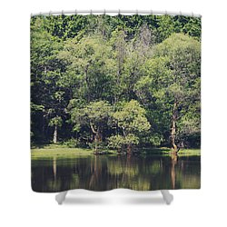 My Existence Shower Curtain by Laurie Search