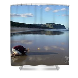 My Friend Photographer Shower Curtain