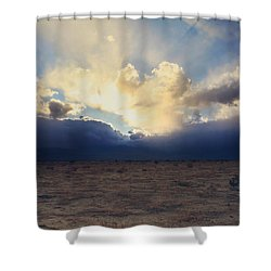 My Love For You Shower Curtain by Laurie Search