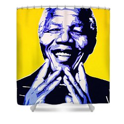 My Nelson Shower Curtain