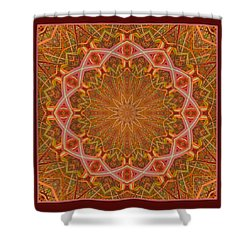 Shower Curtain featuring the photograph Mylady Guinevere by I'ina Van Lawick