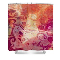 Mysterious Beauty Shower Curtain by Omaste Witkowski