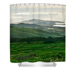 Mystic Morning Shower Curtain