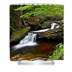 Mystical Magical Place Shower Curtain by Frozen in Time Fine Art Photography