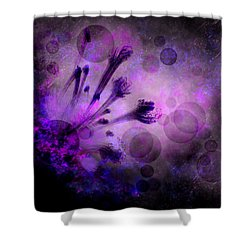 Mystical Nature Shower Curtain