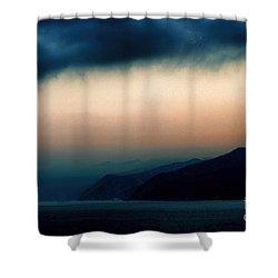 Mystical Sunrise Shower Curtain