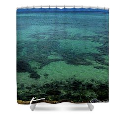 Nago Bay - Okinawa Shower Curtain