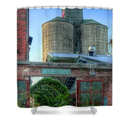 Napa Mill Shower Curtain