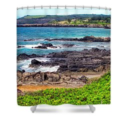 Napili 70 Shower Curtain
