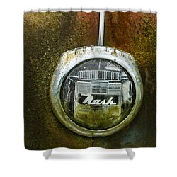 Nash Shower Curtain by Jean Noren