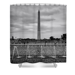 National Shower Curtain