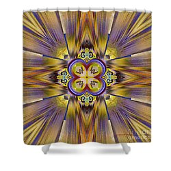 Native American Spirit Shower Curtain