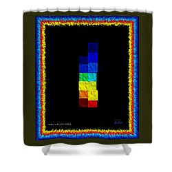 Native Colors Shower Curtain