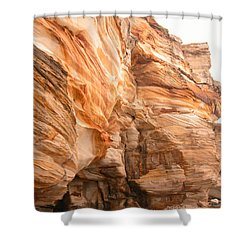 Natural Rock Shower Curtain