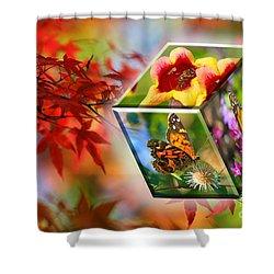 Natural Vibrance Shower Curtain