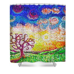 Nature 2 22 2015 Shower Curtain