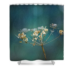 Nature Is Art Shower Curtain