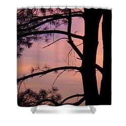 Nature Sunrise Shower Curtain