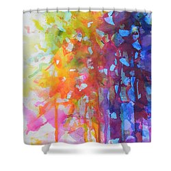 Natures Choice Shower Curtain by Chrisann Ellis
