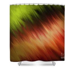 Nature's Feathers Shower Curtain