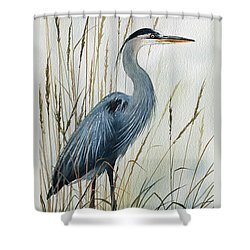 Natures Gentle Stillness Shower Curtain