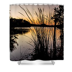 Natures Hidden Beauty Shower Curtain by Rene Triay Photography