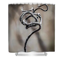 Natures Sculpture Shower Curtain