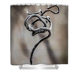 Natures Sculpture Shower Curtain