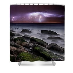Nature's Splendor Shower Curtain