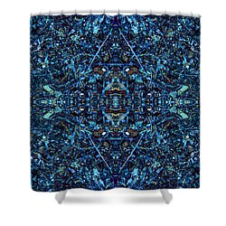 Magic Of Intricacy Shower Curtain