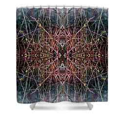Direct Connection Shower Curtain