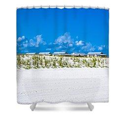 Navarre Beach Florida Shower Curtain