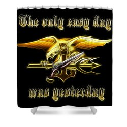 Navy Seals Shower Curtain