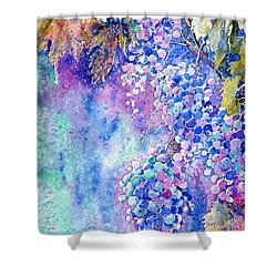 Nectar Of Nature Shower Curtain by Zaira Dzhaubaeva