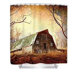 Neglected Shower Curtain by A New Focus Photography