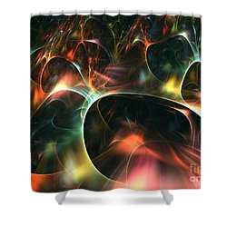 Neutrino Shower Curtain