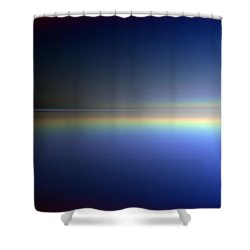 New Day Coming Shower Curtain by Andreas Thust