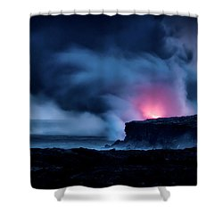 Shower Curtain featuring the photograph New Earth by Jim Thompson