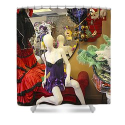 New Orleans 37 Shower Curtain