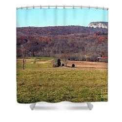 New Paltz Beauty Shower Curtain by Ed Weidman