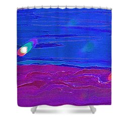 New Souls 2 Shower Curtain by First Star Art